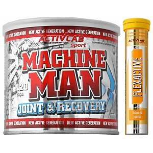 Activlab Machine Man Joint & Recovery + Flexactive 120kaps. + 20tab. 1/1