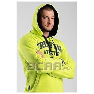 Trec Wear Bluza Hoodie TTA 029 Green 1/4