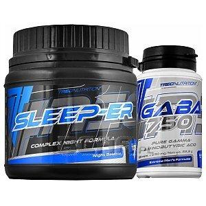 Trec Sleep-er + GABA 750 225g+60kaps 1/1