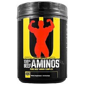 Universal 100% Beef Aminos 400tab. 1/2