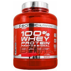 Scitec 100% Whey Protein Professional 2350g 1/1