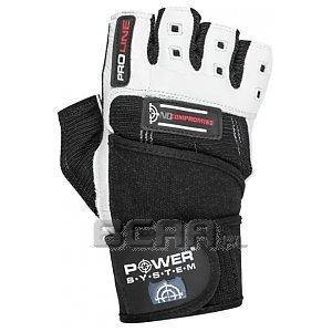 Power System Rękawice Treningowe No Compromise (PS-2700) czarno-białe 1/1