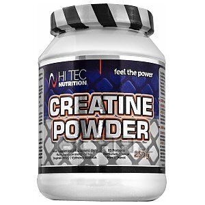 Hi Tec Creatine Powder 250g 1/1