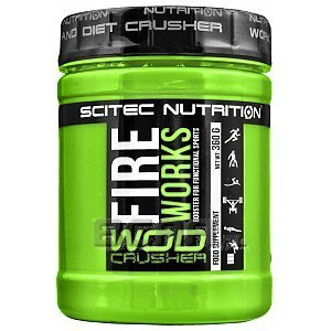 Scitec WOD Fire Works 360g 1/1