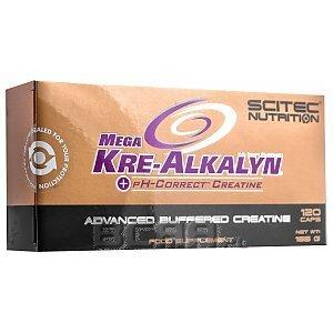 Scitec Mega Kre-Alkalyn 120kaps. 1/1