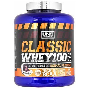 UNS Classic Whey 100% 2250g 1/1