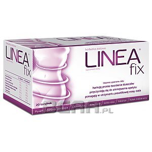 Linea Fix Herbata ziołowa 20sasz. 1/1