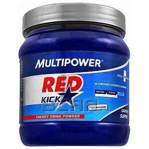 Multipower Red Kick 500g 1/2