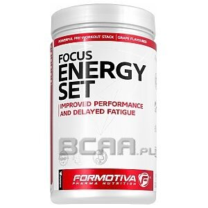 Formotiva Focus Energy Set 480g 1/1