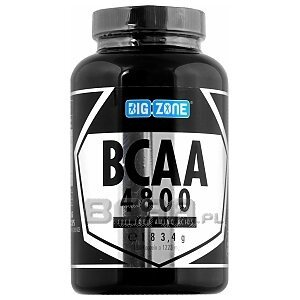 Big Zone BCAA 4800 150kaps. 1/1