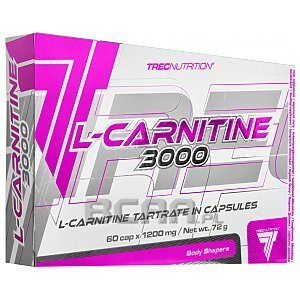 Trec L-Carnitine 3000 60kaps. [promocja] 1/2