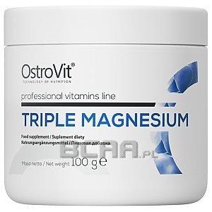 OstroVit Triple Magnesium 100g 1/1