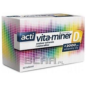 Acti Vita-Miner D3 60tab. 1/1