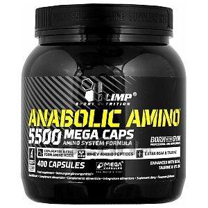 Olimp Anabolic Amino 5500 400kaps. 1/1