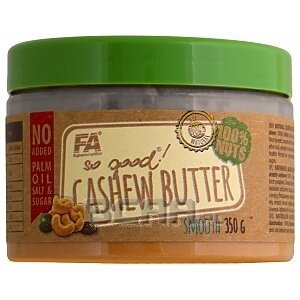 Fitness Authority So Good! Cashew Butter Smooth (nerkowce) 350g 1/1
