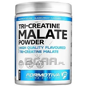 Formotiva Tri-Creatine Malate Powder 400g 1/1