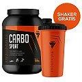 Trec ENDURANCE Carbo Sport 1000g + Shaker 054 Orange 700ml
