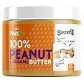 NutVit 100% Peanut + Sesame Butter Smooth