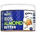 NutVit 100% Almond Butter Crunchy