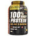 Nutrend 100% Whey Protein + BCAA Mega Strong Powder