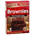 Universal Nutrition Universal Doctor`s CarbRite Brownies with Chocolate Chips
