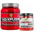 BSN N.O.-Xplode 3.0 + Creatine DNA