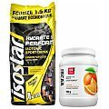 Isostar Hydrate & Perform Koncentrat + 100% LABS Econo BCAA