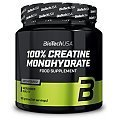 BioTech USA 100% Creatine Monohydrate + Protein Fuel