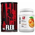 Universal Animal Flex + 100% LABS Econo BCAA