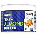 NutVit 100% Almond Butter Smooth