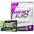 Trec Whey 100 + Multipack Sport Day/Night Formula