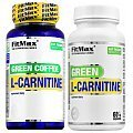 Fitmax L-Carnitine Green Coffee + Green L-Carnitine
