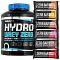 BioTech USA Hydro Whey Zero + 10x Zero Bar