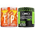 Iron Horse Series Thermo Pump + Real Pharm L-Carnitine Complex