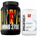 Universal Amino 2700 + 100% LABS Natural Creatine
