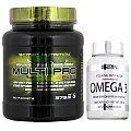 Scitec Multi Pro Plus + Omega 3