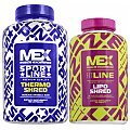 Mex Nutrition Thermo Shred + Lipo Shred