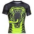 Under Armour Men`s 100% Beast Cobra Compression Short Sleeve T-Shirt