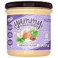 6Pak Nutrition Yummy Crunchy Cream - Mleczny krem orzechowy