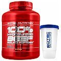 Scitec 100% Hydrolyzed Beef Isolate Peptides + Kubek
