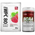 100% LABS Elite WPC 80 Instant + Hi Tec BCAA Powder