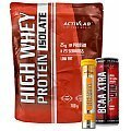 Activlab High Whey Protein Isolate + BCAA Xtra + Flexactive