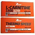 Olimp Thermo Speed Extreme + L-Carnitine 1500 Extreme
