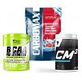 Activlab Carbomax + 100% LABS Elite BCAA + Elite Creatine
