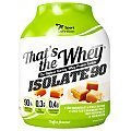 Sport Definition That's the Whey Isolate