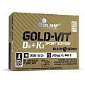 Olimp Gold-Vit D3 + K2 Sport Edition