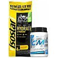 Isostar Hydrate & Perform Koncentrat + 100% LABS Elite Creatine