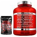 Scitec 100% Whey Protein Professional + Hot Blood 3.0