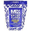 Mex Nutrition American Standard Whey cappuccino