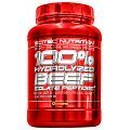 Scitec 100% Hydrolyzed Beef Isolate Peptides strawberry cream